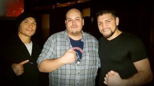 Roger Huerta & Nick Diaz