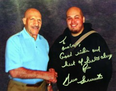 Message from Bruno Sammartino