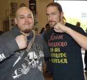 Chris Hero aKa Kassius Ohno