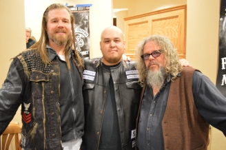 Ryan Hurst & Mark Boone Junior