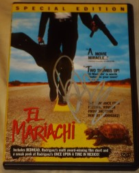 Autographed by Robert Rodriguez
