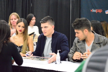 From Dusk Till Dawn TV Series Cast: Eiza González, D. J. Cotrona & Zane Holtz
