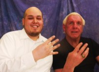 """The Nature Boy"" Ric Flair"