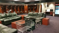 Coors Field Away Team Lock Room