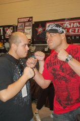 Face Off w/ Tito Ortiz
