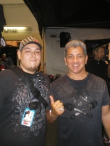 """The Voice of the Octagon"" Bruce Buffer"