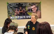 John Kreese in The Karate Kid Motivational Speaker via http://martinkoveonline.com/