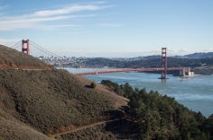 Golden Gate National Recreation Area, Marin Headlands, Conzelman Rd, Sausalito, CA 94965