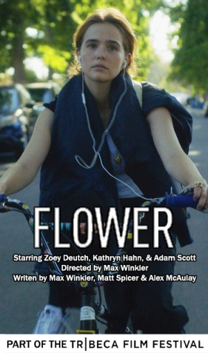 Flower Review Poster