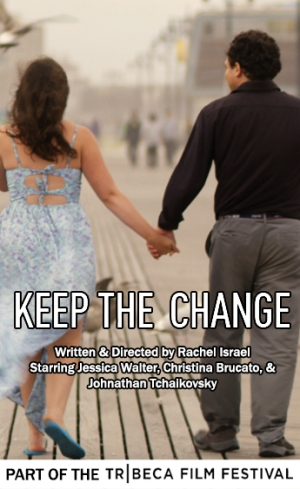 Keep the Change Review Poster