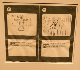 Mean Streets Storyboard