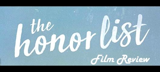 Honor List Banner