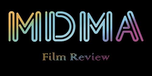 MDMA Banner
