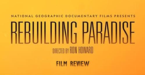 Rebuilding Paradise Banner