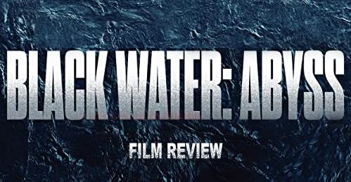 Black Water Banner