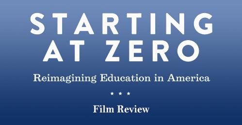 Starting at Zero Banner
