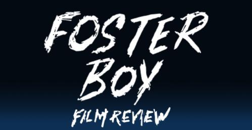 Foster Boy Banner