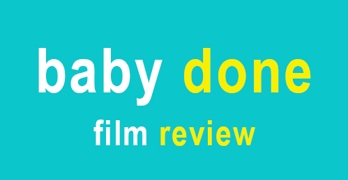 Baby Done Banner