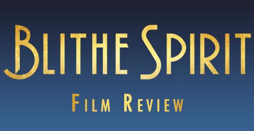 Blithe Spirit Banner