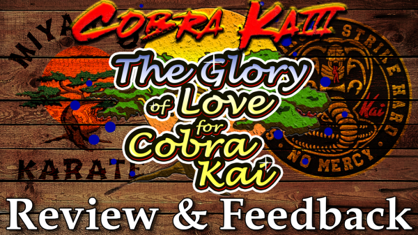 Cobra Kai S3 Review Banner